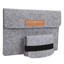 """Laptop Sleeve Bag Pouch Cover 10''11''12''13""""14''15''for iPad Macbook Pro Sleeve Bag Ultrabook Netbook with Mini Carry Bag Cover(China (Mainland))"""