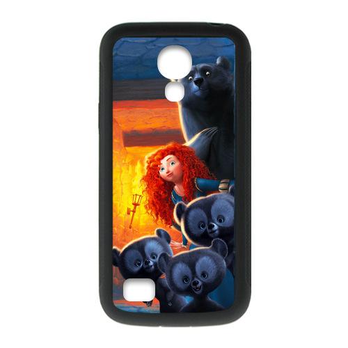 Brave Movie Merida Bears Case for Samsung S4 mini Phone Case Maker(China (Mainland))
