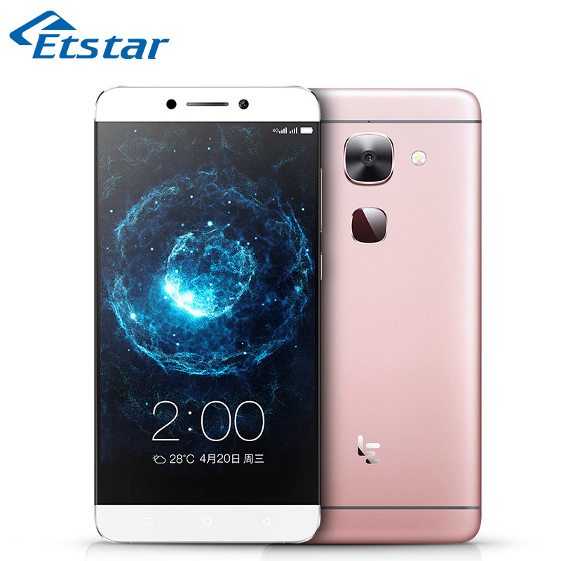 "Original Letv LeEco Le 2 Pro FDD LTE Cell Phone MTk Helio X20 Deca Core 5.5"" 4GB RAM 32GB ROM Fingerprint 21.0MP Camera(Hong Kong)"