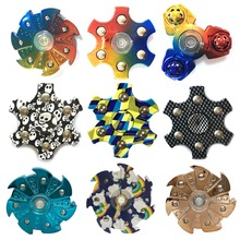 Buy Cool Fidget Spinners Rainbow Top Finger Spinner Fidget toys Camouflage Figet Spiners Handspinner Focus Spinner Hand Finger for $1.79 in AliExpress store