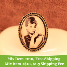 Fashion vintage Monroe Avatar rings jewelry wholesale 2013 ! cRYSTAL sHOP
