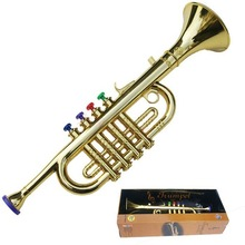 kids Mini Musical Instrument  toy  props  ,baby music toys, Toy Trumpet Child Gift(China (Mainland))