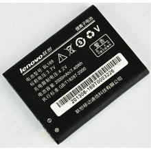 In Stock BL169 2000mAh Mobile Phone Battery For Lenovo A789 S560 P70 P800 Android Smart phone Free shipping(China (Mainland))