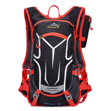 2016 New Outdoor sports mountaineering bag travel backpack waterproof Cycling Bicycle Bike Shoulder Backpack 18L Free Shipping