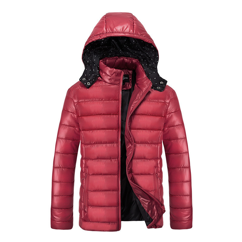 2015 Fall And Winter Jacket Men Clothes New Men S Down Jacket Thicken Hooded Coat Slim