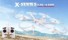 F15066/67 MJX X600 2.4G 4ch 6-Axle Gyro RC Drone Hexacopter UAV 3D Roll Auto Return Headless Helicopter (Without Camera)
