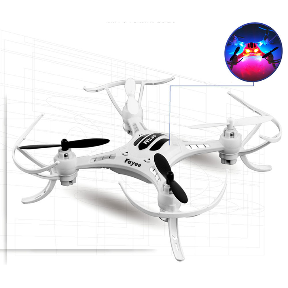 FY530 Aircraft 4CH 2.4G 360 EVERSION 6Axis Gyro RTF Drone Radio Control RC Quadcopter Drone big Helicopter vs cx20 Freeshipping(China (Mainland))
