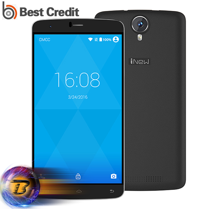 Original iNEW U9 Plus 4G Mobile phone Android 5.1 MTK6735A 1.3GHz Quad Core 6.0'' 2GB RAM 16GB ROM 13 MP Smartphone(China (Mainland))