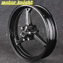 Motorcycle brand new front wheel rim for Honda cbr 600rr f5 2007 2008 2009 2010 2011 2012 F5(China (Mainland))