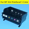 5 Color For HP364 Printerhead For HP Printer D5460 C309A C310A C410B C510A CN503B CQ521B For