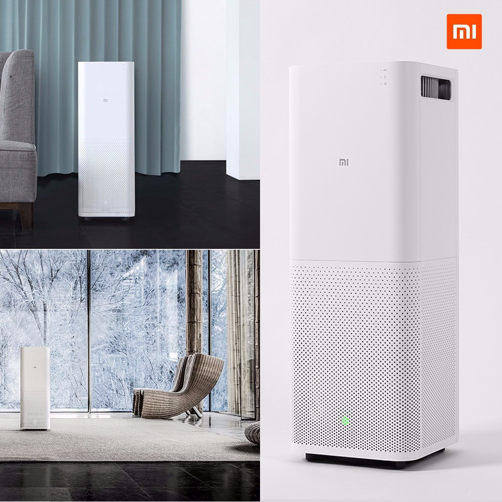 New Original Xiaomi Air Purifier 2 CADR 330m3/h Purifying PM 2.5 Cleaning Xiomi Xaomi MI Air Cleaner Smartphone Remote Control