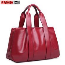 MAGICBAG 2015 Top Selling Tote Leather Totes Single Vintage Women Bags Handbag Women Famous Brands Bag Bolsas Handbag For Ladies