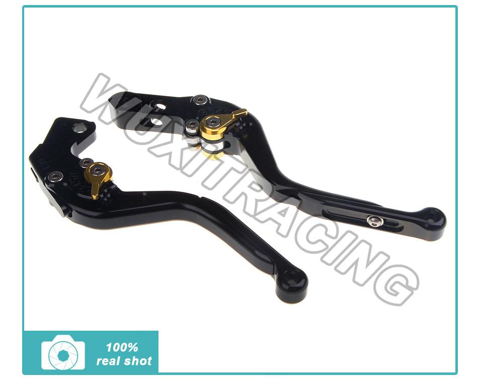 Фотография CNC Adjustable Extendable Brake Clutch Lever For YAMAHA YZF R6 2005 2006 2007 2009 2009 2010 2011