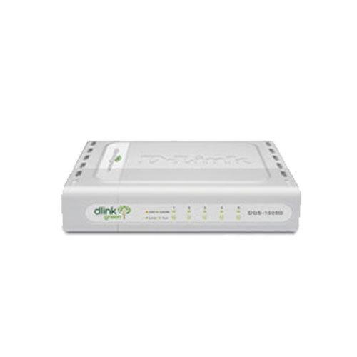 Dlink d link 5 1000base-t gigabit switch dgs-1005d