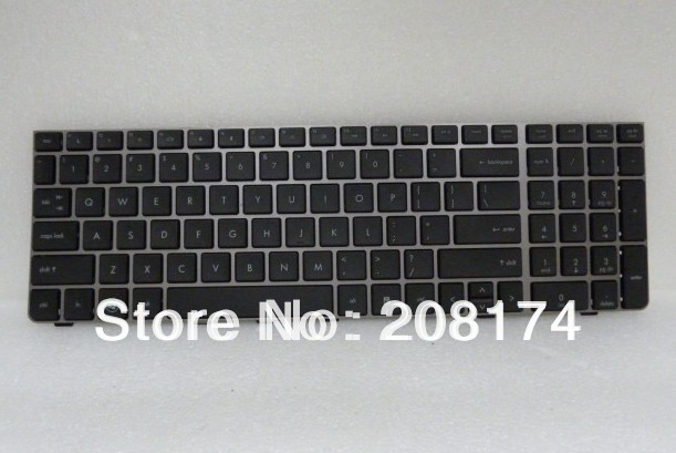 Replacement Laptop Keyboard for HP Compaq 646300-001 ProBook 4530S 4535S 4730S(China (Mainland))