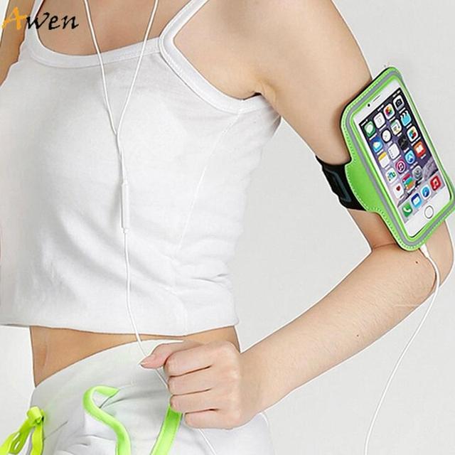 Авен - 4 - 6 дюймов спортивная сумка для мобильного телефона, Ультра-тонких верховой ...