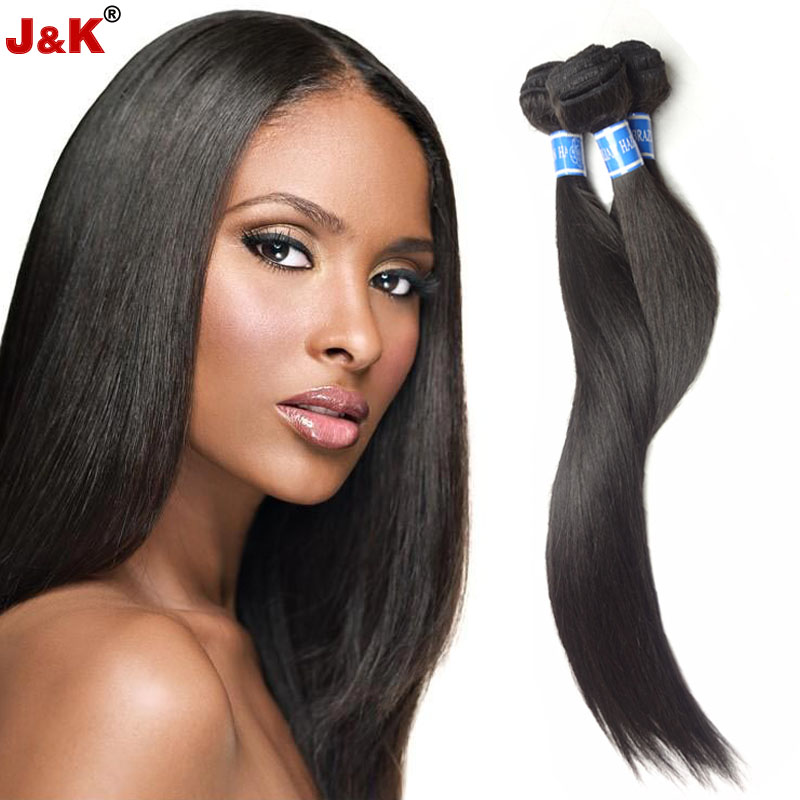 Amapro hair products brazilian straight remy hair extensions cheap human hair weave bundles 7a unprocessed virgin hair(China (Mainland))
