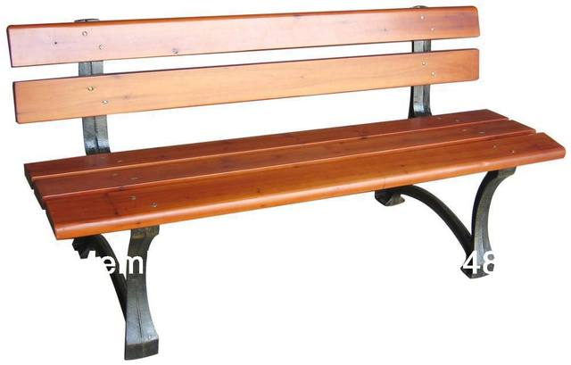 STRONG & STEADY  Park Bench 272B