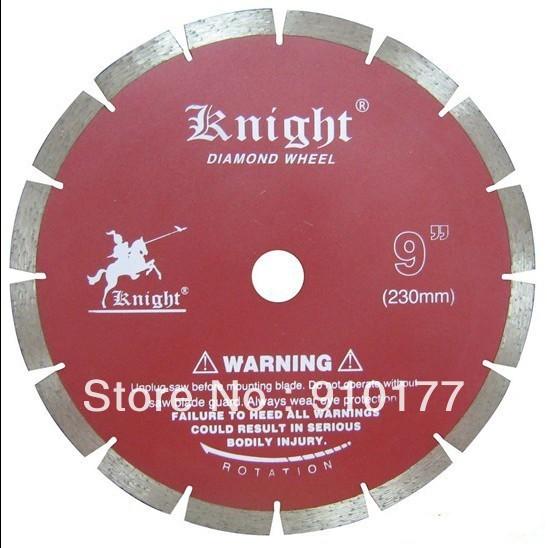 BS129 saw blade/ 230 broadside diamond blade / marble 230mm