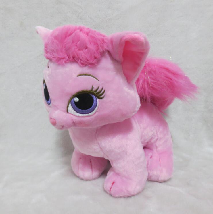 Princess Palace Pets Pamper Me Pretty - Aurora (Kitty) Beauty 32cm Plush Toys(China (Mainland))
