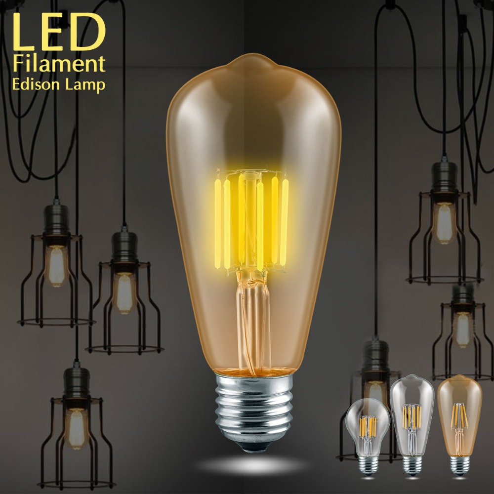 lampe a filament thomas edison id e. Black Bedroom Furniture Sets. Home Design Ideas