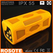 DHL Free Shipping 2015 waterproof for shower room 10W BT4.0 super bass HI-FI bluetooth mini speaker