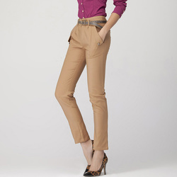 High Quality Womens Fashion Pants Office Ladies Work Business Wear Long Trousers Pencil Pants