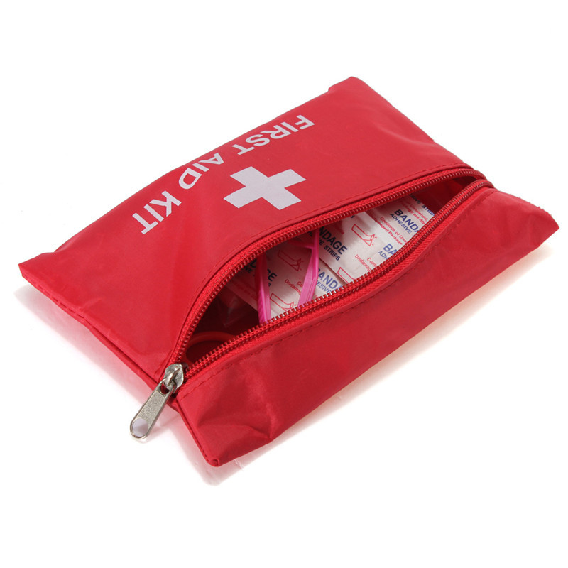 New Arrival Professional Emergency Survival Outdoor First Aid Kit Bag Treatment Pack Durable Travel Outdoor Rescue Medical Tools(China (Mainland))