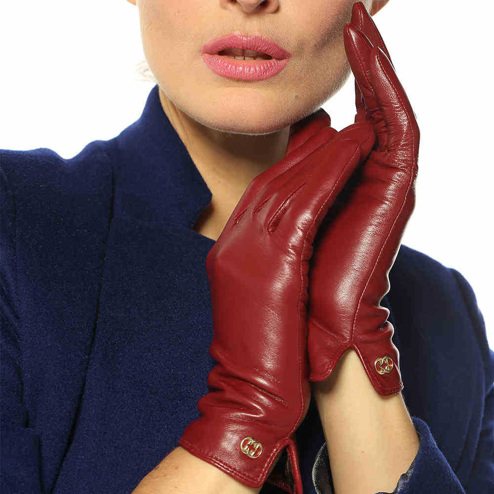 Popular Red Driving Gloves-Buy Cheap Red Driving Gloves ...