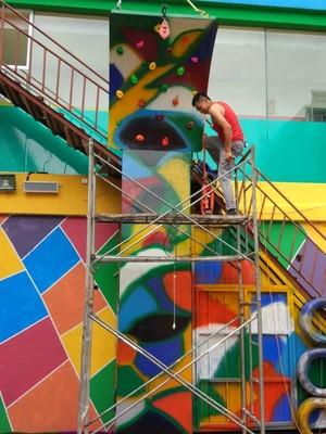 HTB18xoUNXXXXXXCXXXXq6xXFXXXi - 16 to 32 PCS / SET Plastic children Rock Climbing Wall Rock Stones Kids Toys Sports tool outdoor game kindergarten Without scre