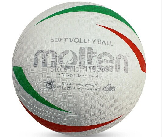 2015 New Brand Molten Volleyball Official Size 5 professional soft volleyball free shipping(China (Mainland))