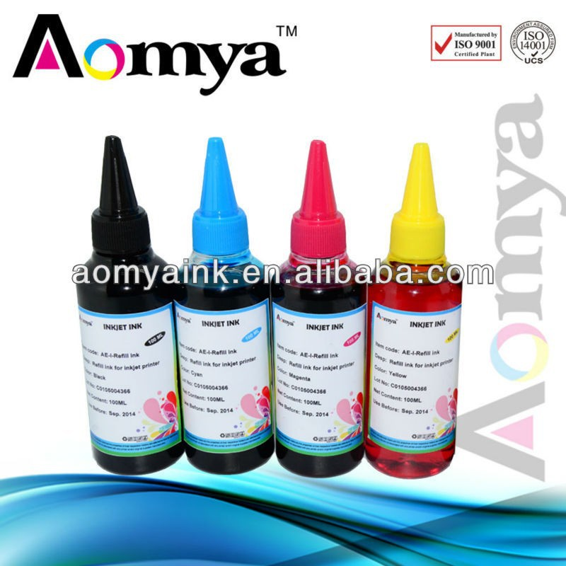 3 sets waterbased dye ink for Brother  960 injet printer,  no clogging smooth printing, 4 Color<br><br>Aliexpress
