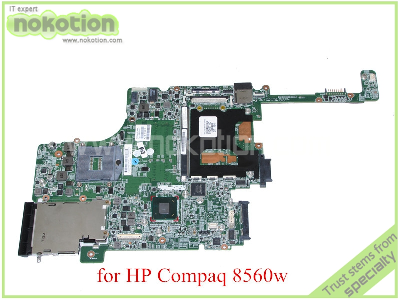 laptop motherboard for hp elitebook 8560W 656059-001 QM67 DDR3 with graphics slot<br><br>Aliexpress