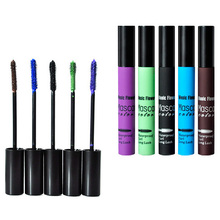 Colorful Waterproof Lengthening Thick Curly Mascara Beauty Makeup Cosplay
