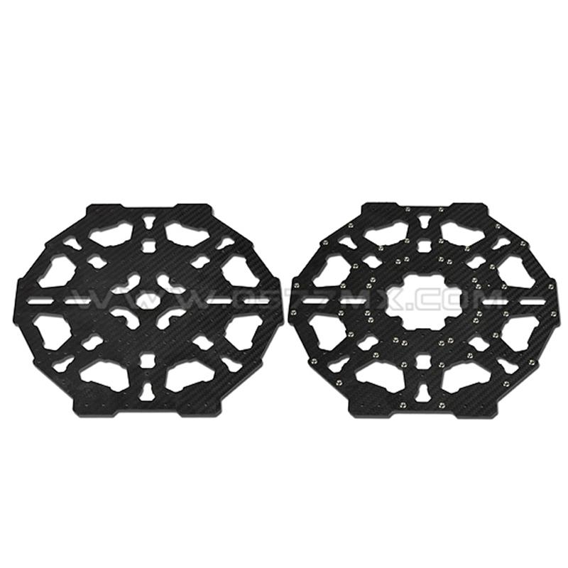 Tarot Octocopter Part Pure Carbon Fiber Center Plate Main Cover TL100B03<br><br>Aliexpress