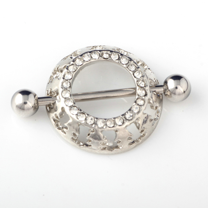 popular nipple piercing jewelry buy cheap nipple piercing