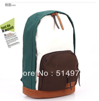 Best Selling!!new fashion Womens Canvas Backpack Girls Schoolbag Ladies Bookbag Free Shipping