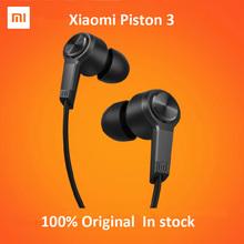 2015 più nuovo originale xiaomi pistone 3 youth cuffie auricolare in-ear bass auricolari con telecomando e microfono scatola al minuto(China (Mainland))