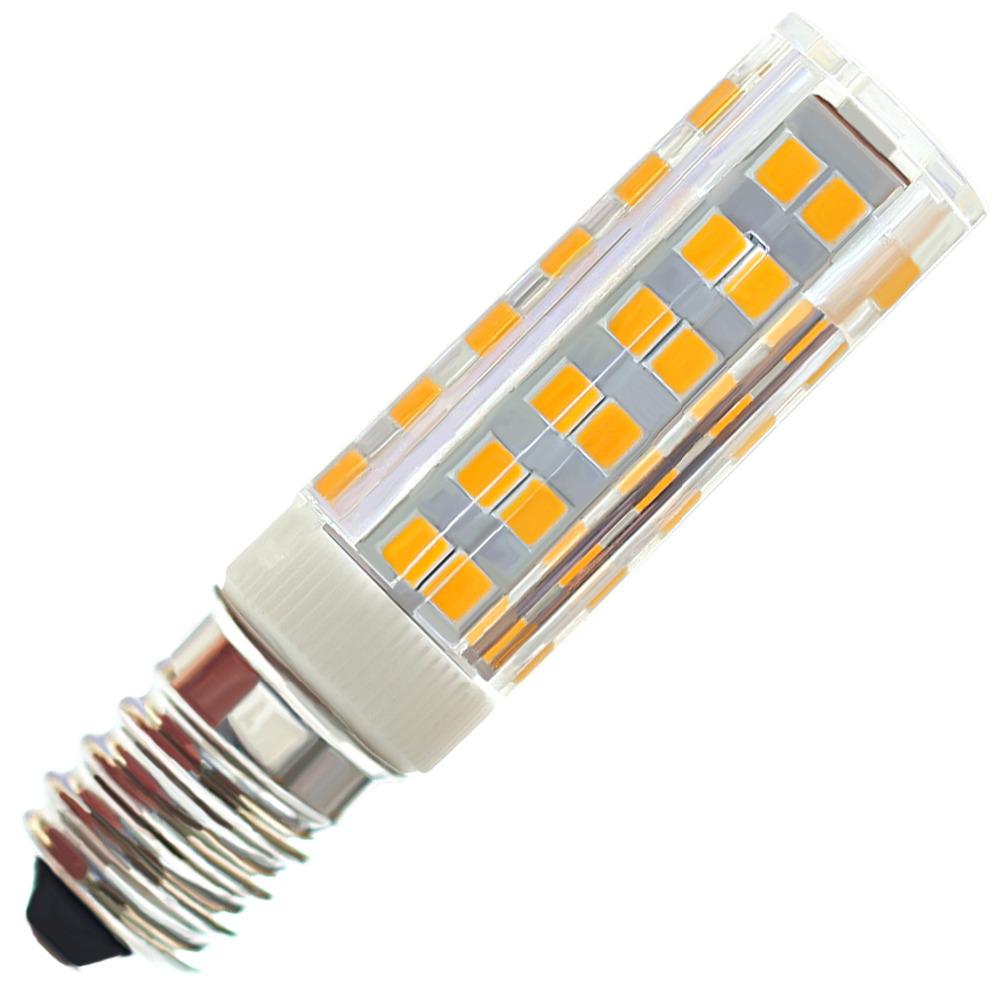 10PCS Lampada Ceramic LED E14 Bulb SMD2835 Chip 5W 6W 7W 220V 230V 240V Have CE ROHS Certificated Lamp Ceramic Light, Ra>80(China (Mainland))