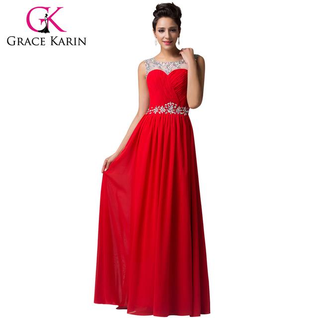Нью-грейс карин спинки бисероплетение длинные голубые желтый красный вечерние платья ...