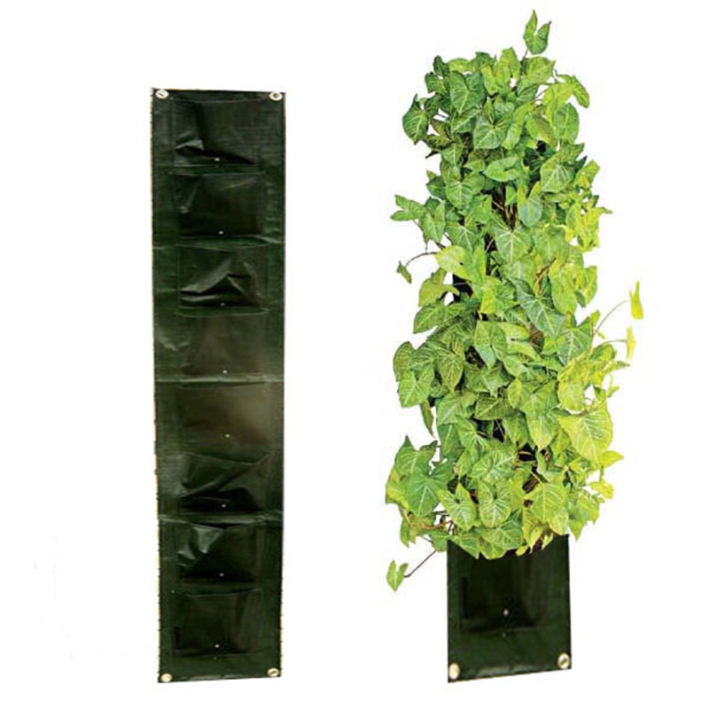 Buy 8 Pocket Vertical Garden Planter