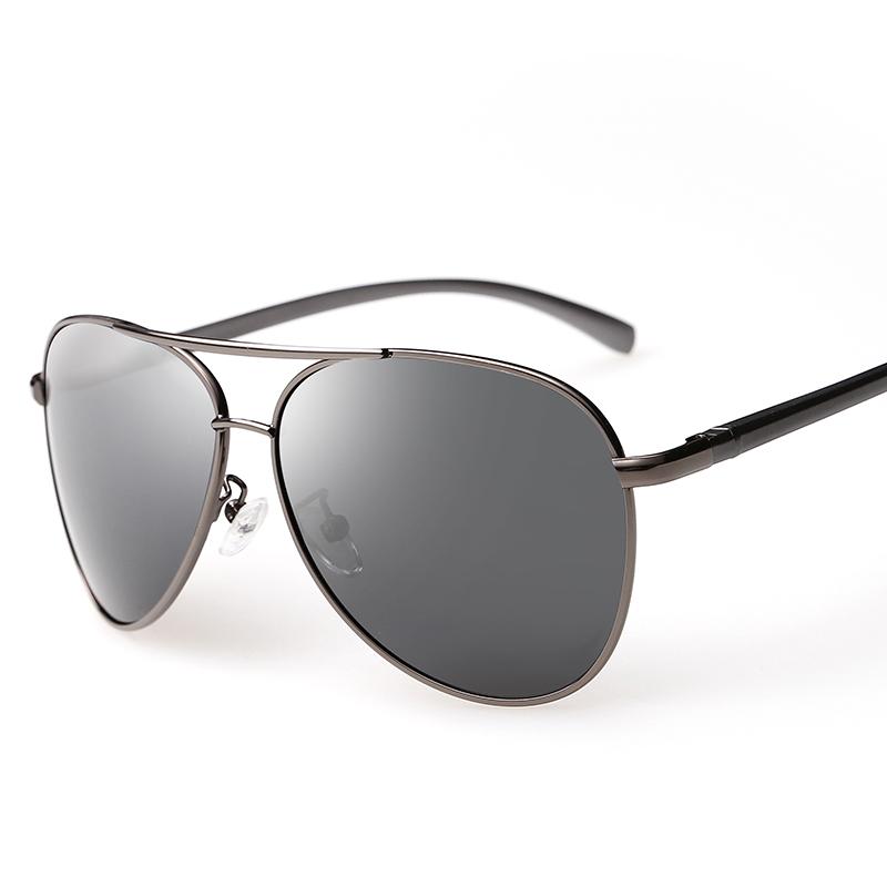 Men Sport Yurt Sunglasses Aluminum frame high quality Polarized Lens Eyes UV Protect SunGlasses man Brand Designer Oculos De Sol(China (Mainland))