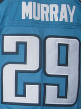 Embroidery Name Number 2 Derrick Henry 8 Marcus Mariota 29 DeMarco Murray Color:Dark Blue White Size:M~XXXL(China (Mainland))