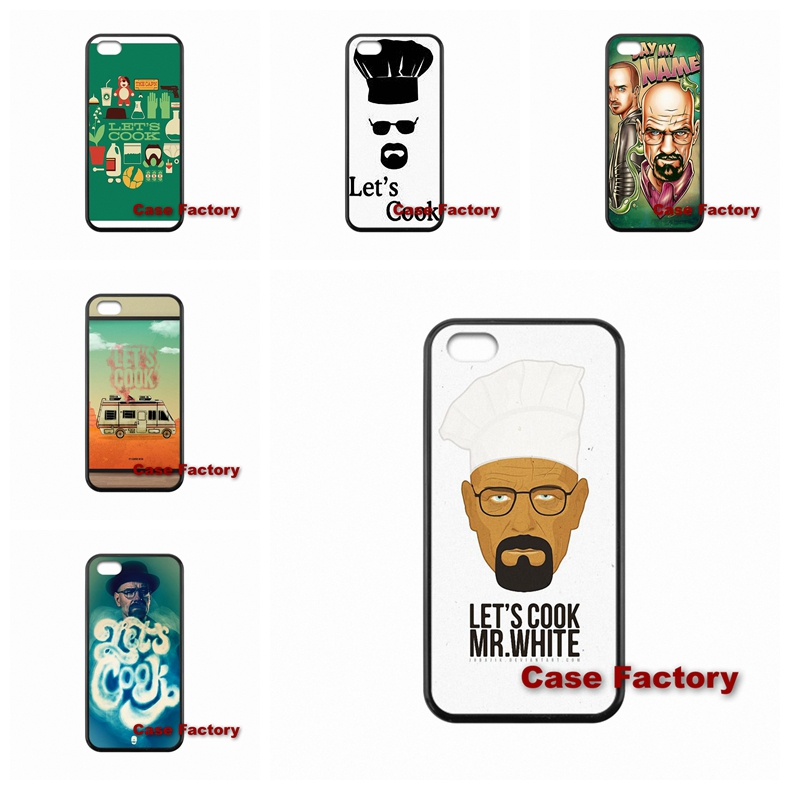 Breaking bad Let's Cook For Sony Xperia C M2 Z Z1 Z2 Z3 Z4 Z5 compact LG G2 G3 G4 L70 L90 Nexus 4 5 iPhone SE iPod Touch 6(China (Mainland))