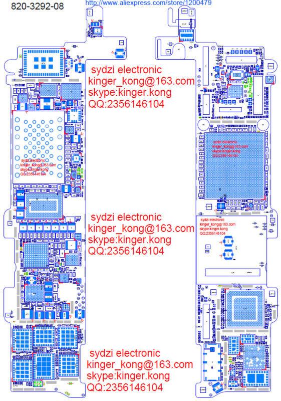 Для foxconn телефон 5S 820