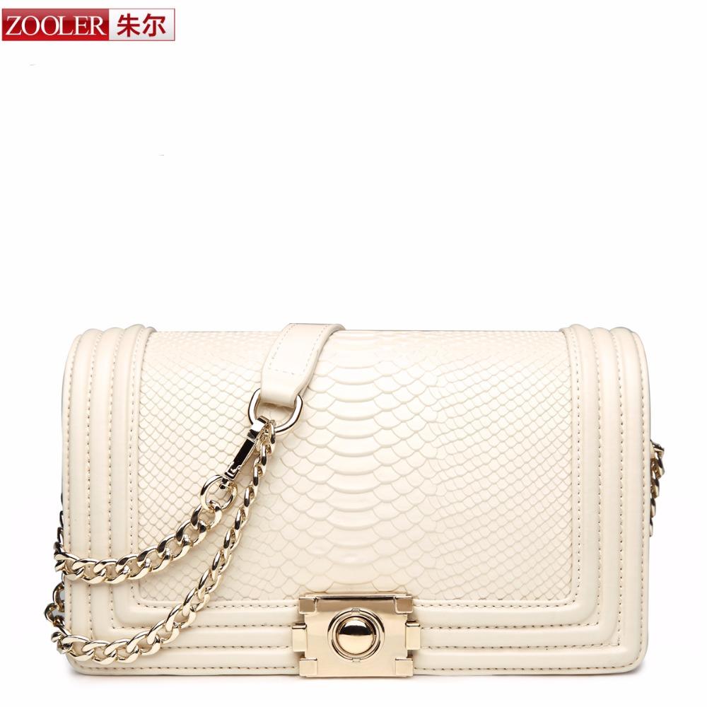 ZOOLER Brand leather crossbody Bag women messenger bags Luxury genuine leather bag bolsa feminina channel bag desigual handbags<br><br>Aliexpress
