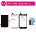 New high quality LCD Display Touch Digitizer Screen replacement Free Tools For Samsung i8552 Free Shipping