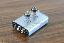 Buy Hifi 6J1 tube Phono Preamp Single ended class MM phono amplifier for $70.00 in AliExpress store