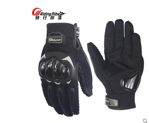 Riding Tribe motorcycle gloves full finger gloves riding off-road gloves/cycling gloves racing popular brands