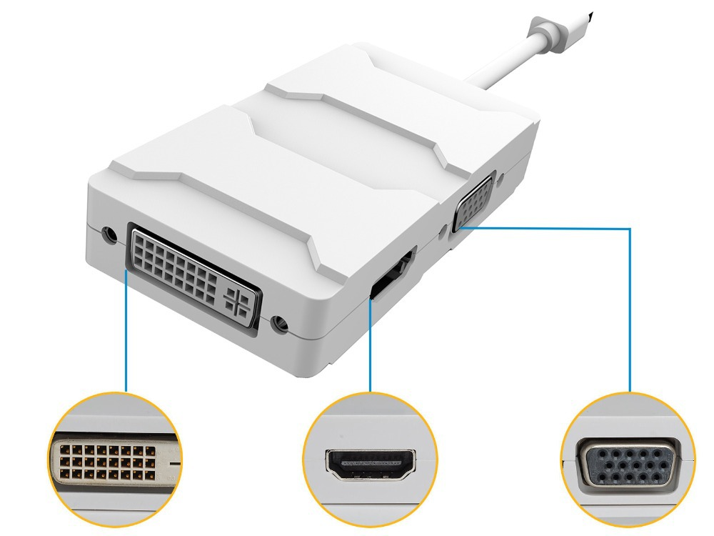 Mini-Displayport-DP-Male-to-DVI-VGA-HDMI